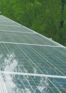 Le solaire fait  son cinéma