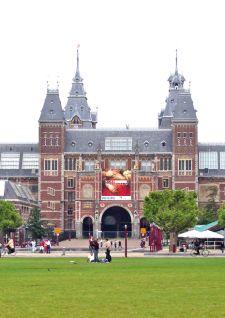 Dans les musées d'Amsterdam