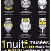 11e édition de la nocturne étudiante « 1 Nuit 6 Musées »