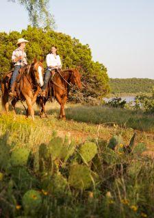 Le Texas à la sauce ranch