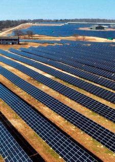 La centrale photovoltaïque de Toul-Rosières