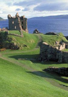 Les Highlands :  entrez dans la légende