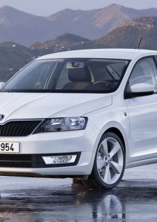 Skoda Rapid : les lois de l'attraction
