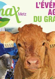 Agrimax, l'événement agricole du Grand – Est