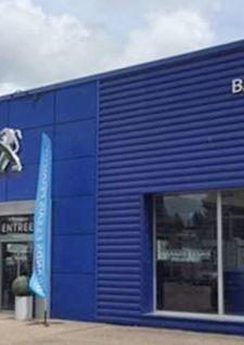 Le groupe Bailly, renommé Car Avenue, reprend les filiales Peugeot de Nancy et Lunéville