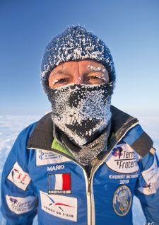 Mario Gervasi, parachutiste : le messager volant