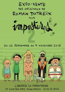 Impostures 2: Romain Dutreix rétablit la vérité