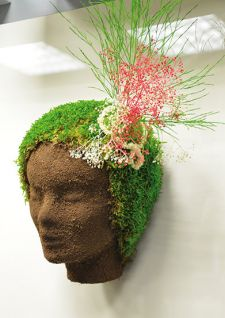 Memento Flori met l'art en bouquet