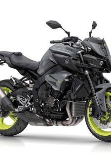 Yamaha MT-10 : le frelon noir
