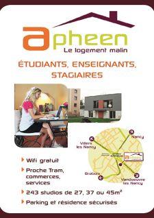 APHEEN, des logements de qualité pour les étudiantset stagiaires