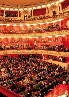 L'Opéra côté coulisses