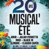 20e festival Musical'été