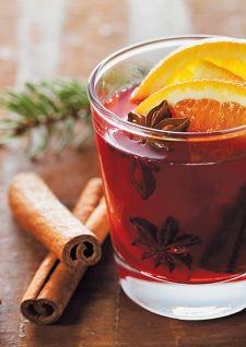 Le vin chaud, un petit plaisir d'hiver épicé