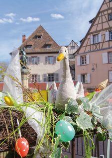 À Colmar, le printemps se fête en musique!