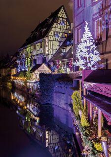 En attendant Noël en Alsace…
