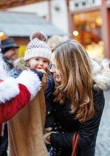 La magie de Noël s'invite à Plombières-les-Bains!