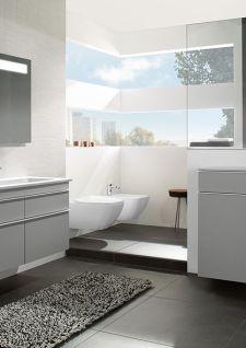 Des salles de bains high-tech