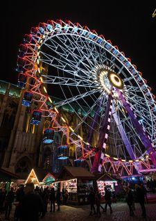 Metz célèbre Noël passionnément!