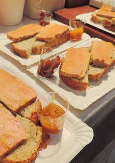 Le foie gras à l'honneur