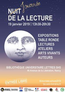3e édition pour la Nuit de la Lecture!