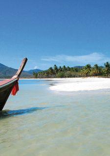 La Thaïlande, couleur paradis