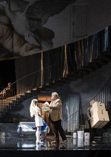 Querelles familiales à l'Opéra