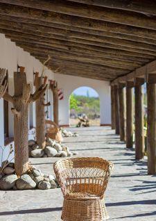 Une terrasse façon hacienda