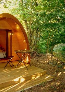 Le Pod©, la petite cabane écolo