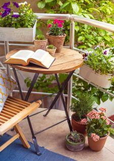 Aménager une toute petite terrasse