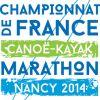 Championnat de France Canoë Kayak Marathon Nancy 2014