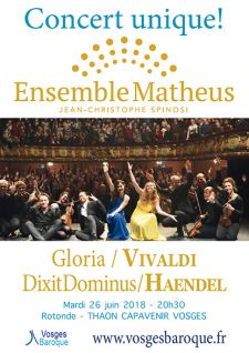 Concert Ensemble Matheus