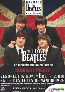 Concert The Love Beatles