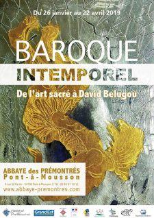 Exposition «Baroque intemporel»