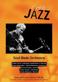 Café Jazz Soul Blade Orchestra