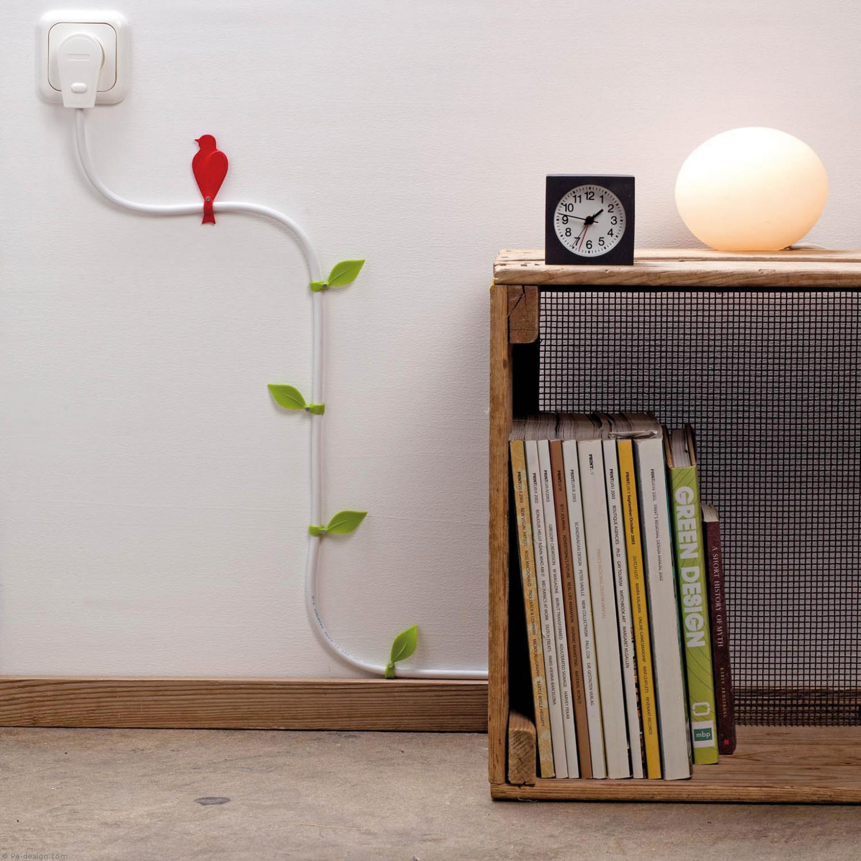 Dissimuler fils electriques