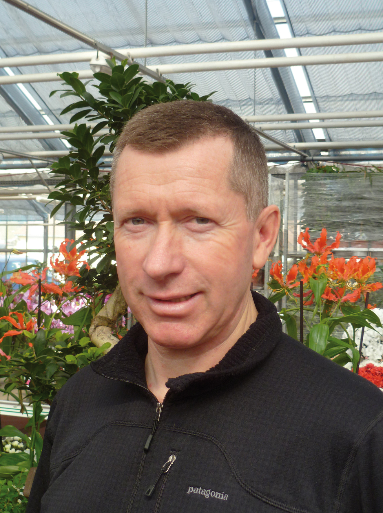 Robert hary la main verte lorraine magazine for Decor jardin champenoux
