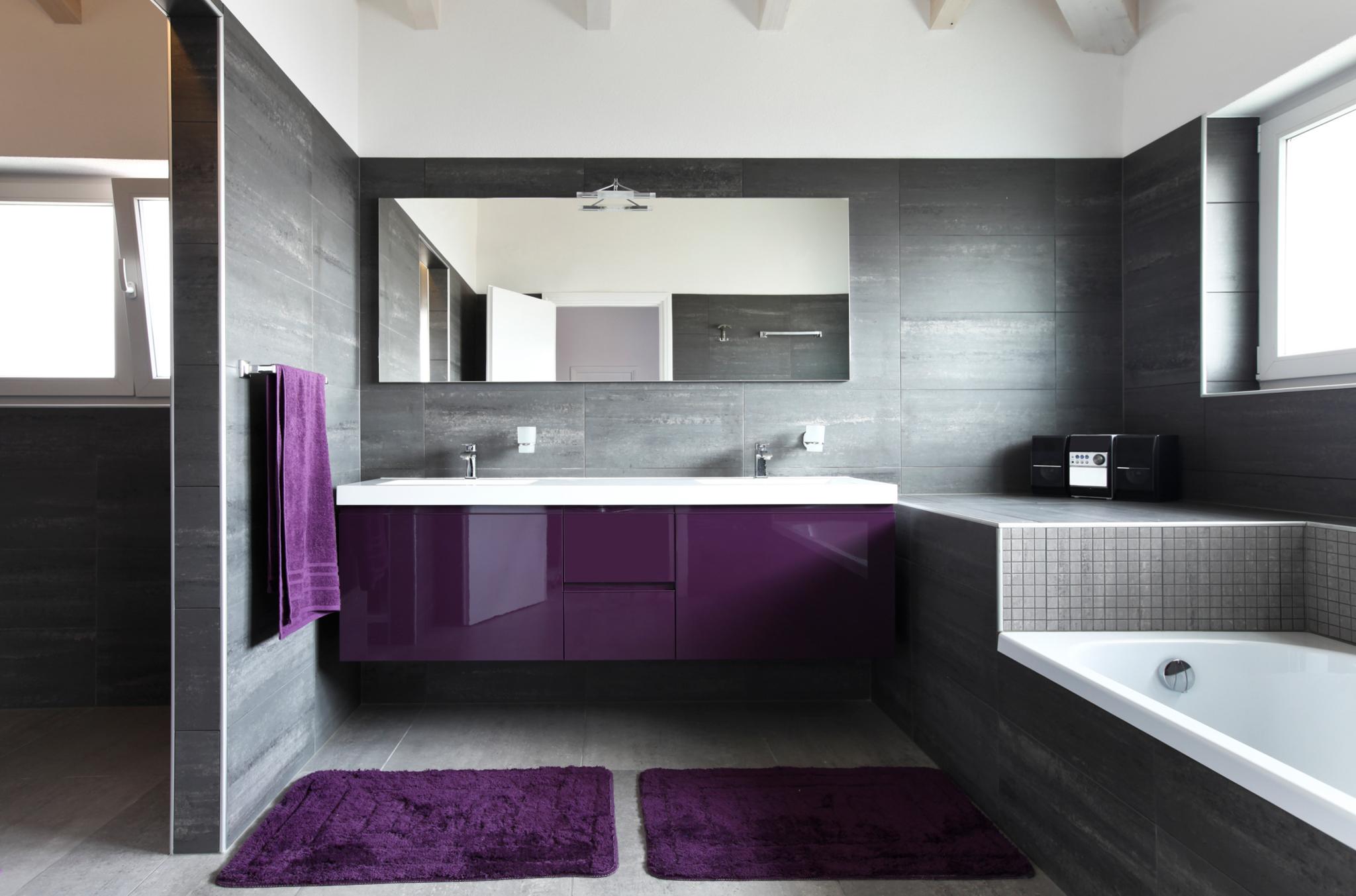 Cure de jouvence pour la salle de bains lorraine magazine for Pour la salle de bain