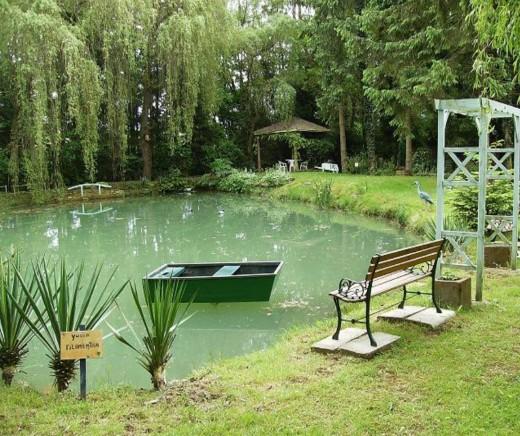 Jardin de la Pichée a