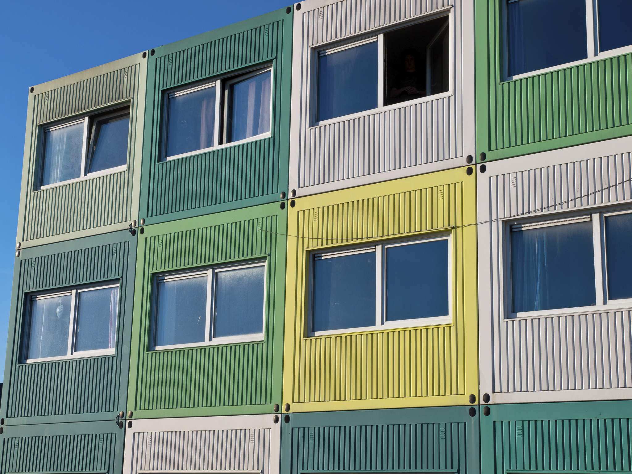 Maison conteneur cl en main notre socit soutient dlais de ralisation maiso - Combien coute une maison container ...