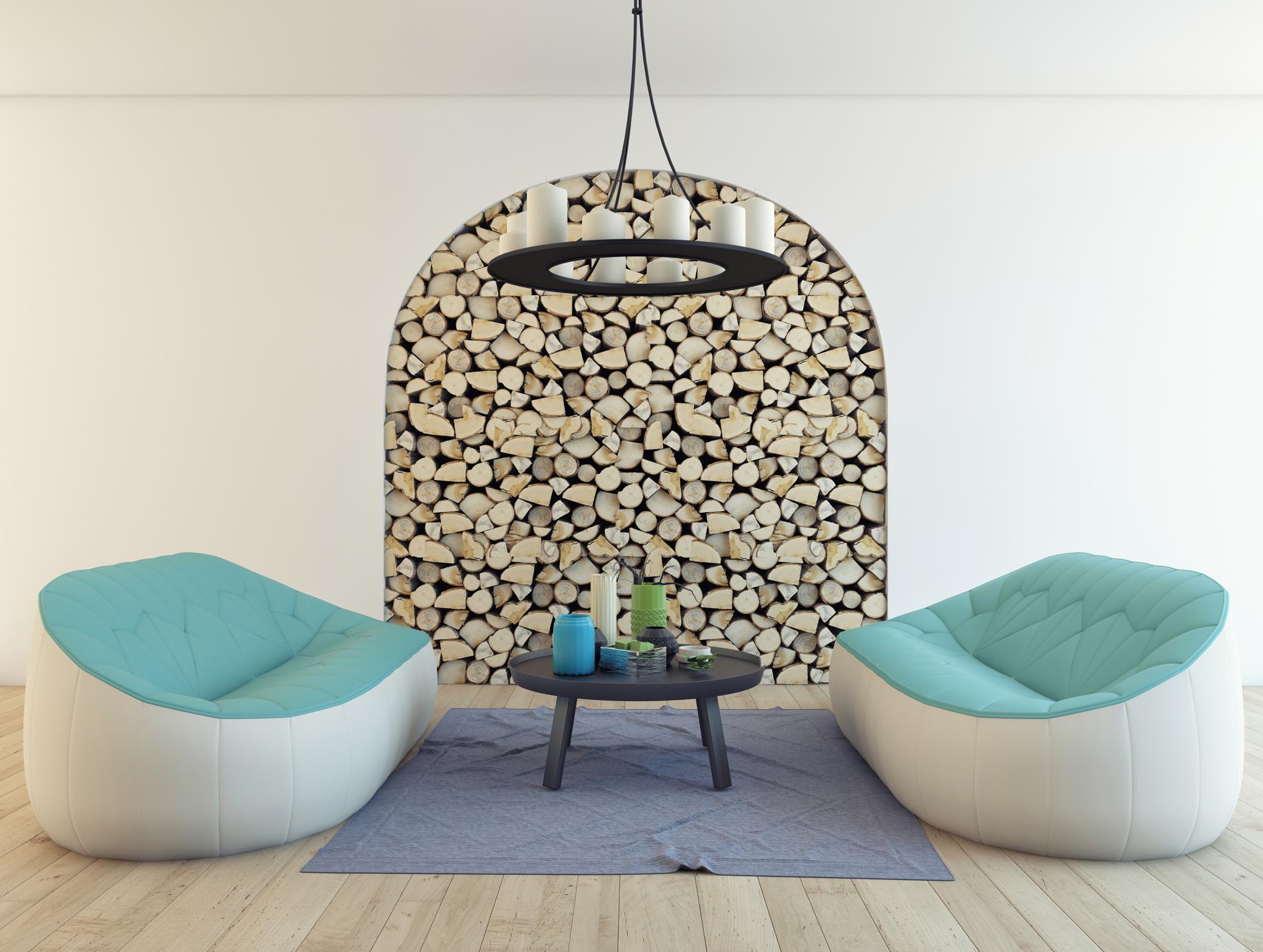 le bois en trompe l il lorraine magazine. Black Bedroom Furniture Sets. Home Design Ideas