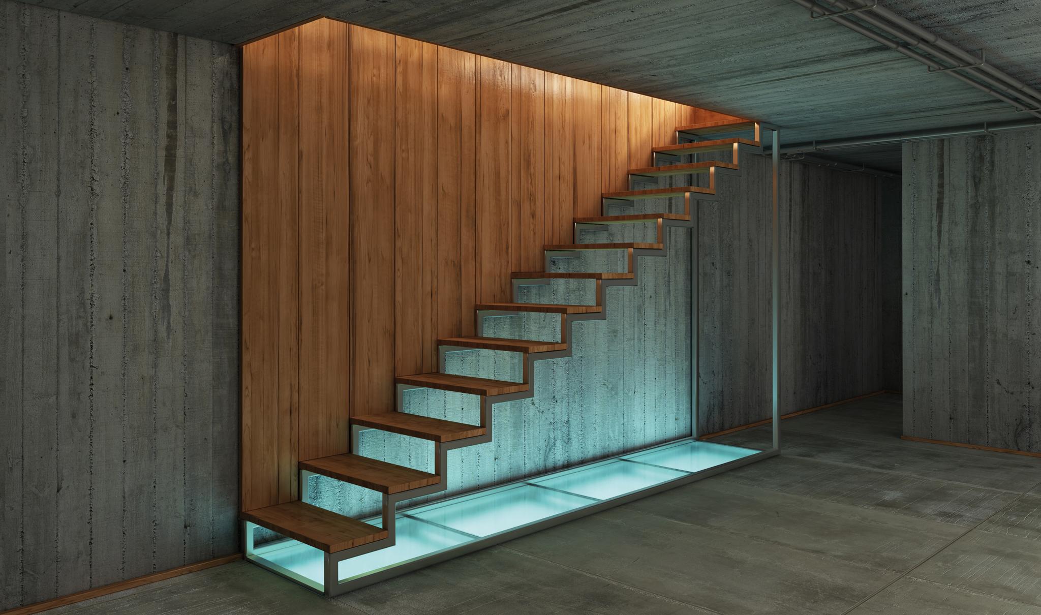 Sols : toute la lumière sur les planchers en verre ...