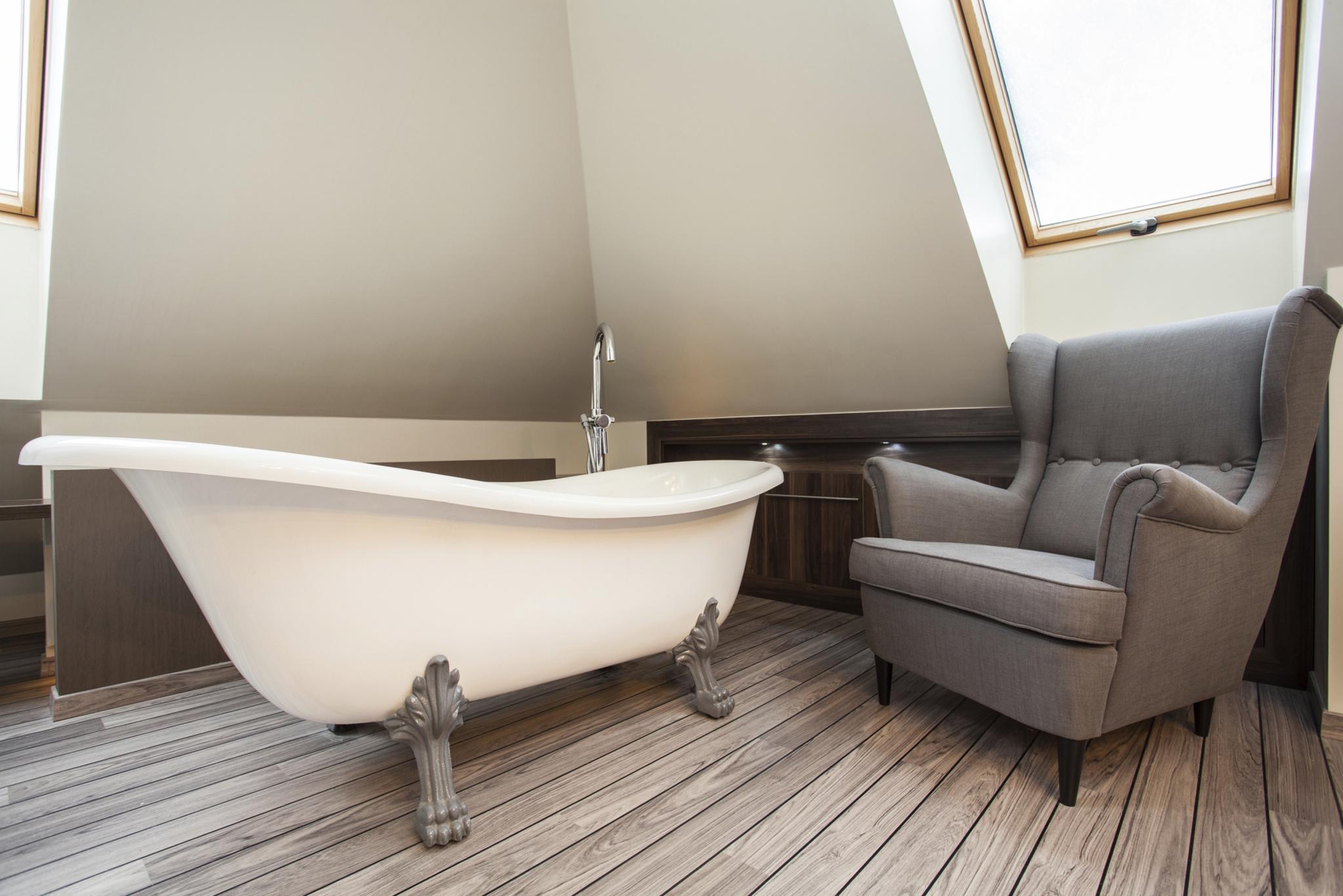 Le bois dans les salles de bains Â« lorraine magazine