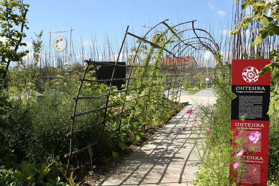 La lorraine en son jardin lorraine magazine - Jardins fruitiers de laquenexy ...