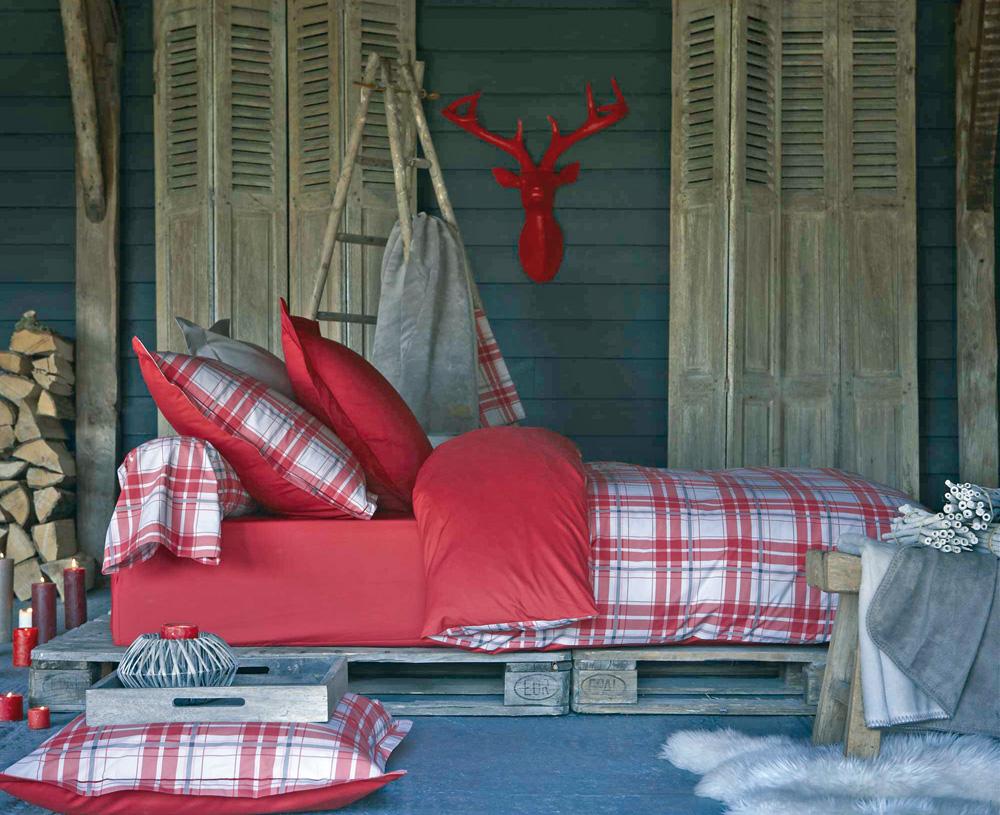 une d co esprit chalet la montagne lorraine magazine. Black Bedroom Furniture Sets. Home Design Ideas