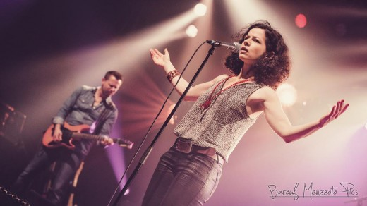 Arita en live - Crédits Barouf Mezzoto