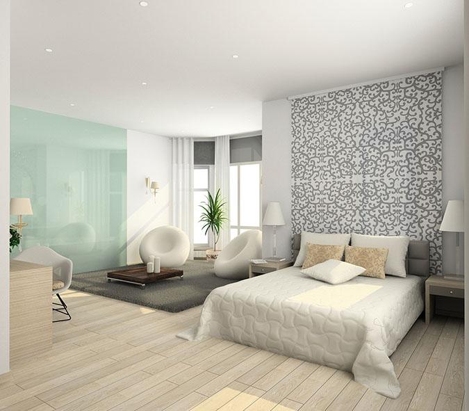 Une suite royale pour la chambre parentale lorraine magazine - Decorar habitacion principal ...