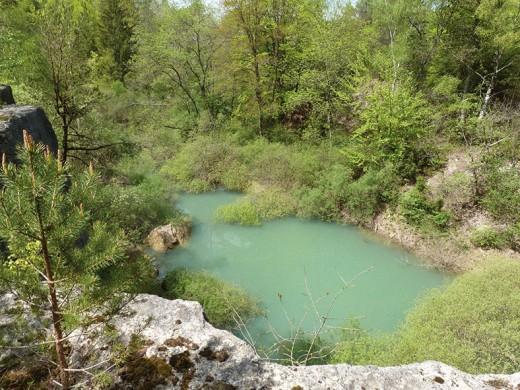Lac Bleu Lérouville 2 - Crédits APPELS  Protection de la Nature et de l'Environnement