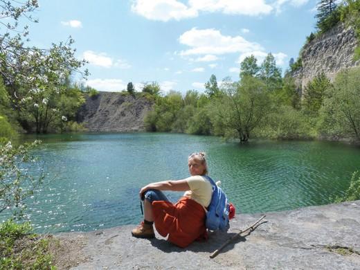 Lac Vert Lérouville - Crédits APPELS  Protection de la Nature et de l'Environnement