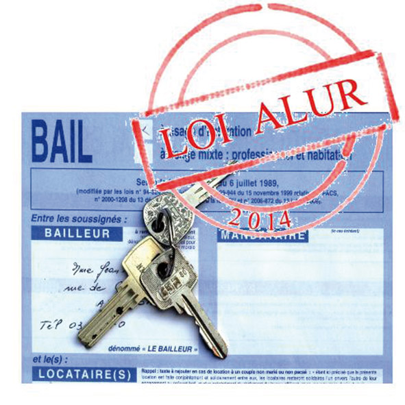 Modele nouveau bail loi alur document online for Bail meuble preavis