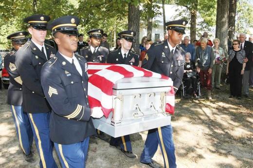 Cérémonie pour le soldat Hellums aux Etats-Unis - Crédits P.S. - G.L. (2)
